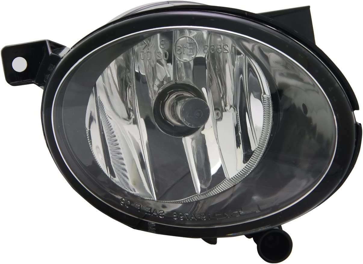 TYC 19-6016-00-1 Replacement Left Fog Lamp for BMW