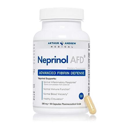 Arthur Andrew Medical - Neprinol, 500 mg, 90 capsules ...