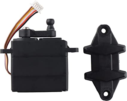 HOSIM RC Car 5 Wires Servo Accessory Spare Parts 25-ZJ04 for Hosim 9125 RC Car
