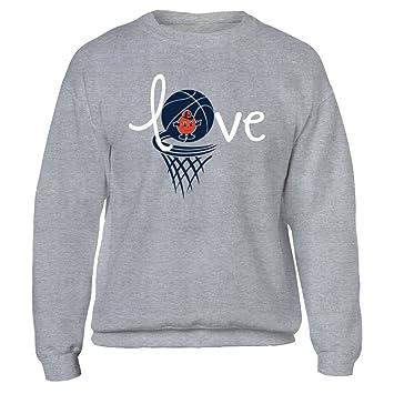 cheap for discount 181ef 4213f Amazon.com : FanPrint Syracuse Orange T-Shirt - Love ...