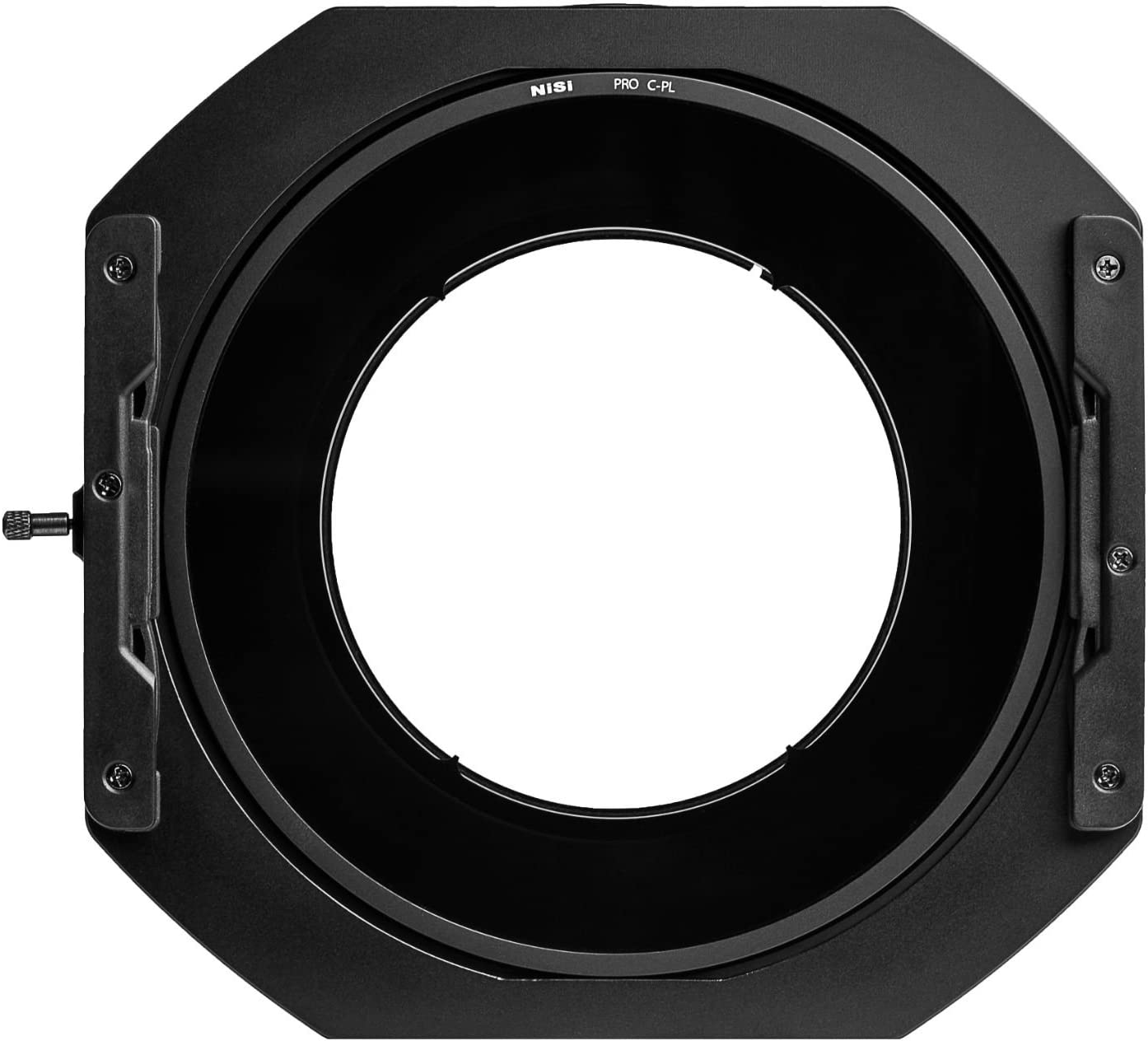 NiSi S5 150mm Filter Holder with CPL for Nikon PC 19mm f/4E ED Lens