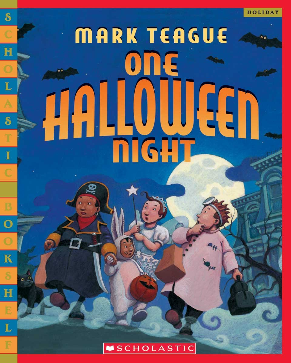 Download One Halloween Night (Turtleback School & Library Binding Edition) (Scholastic Bookshelf (Pb)) PDF