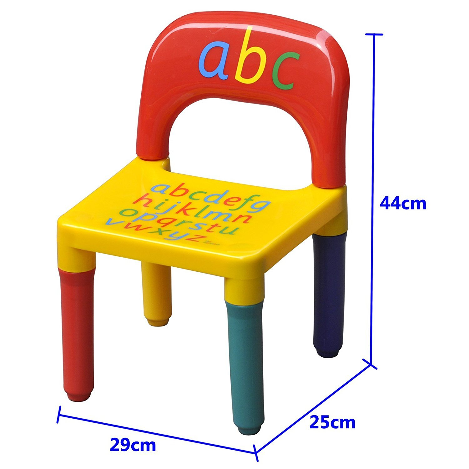 Children Kids Alphabet Learn & Play Table & Chair Set Children Furniture Educational Gift Christmas Gift Secret Santa tinkertonk Tinxs