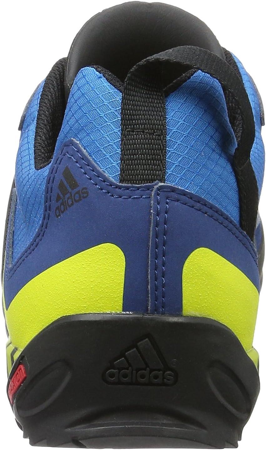 adidas Terrex Swift Solo, Chaussures de randonnée Mixte Adulte Multicolore Azul Azuuni Negbas Limuni