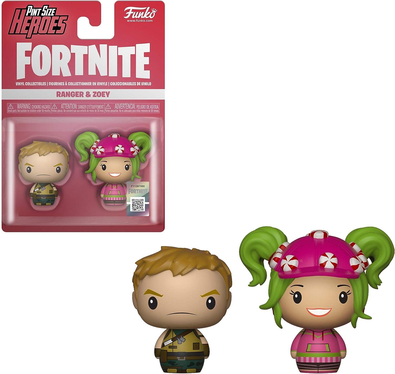 LAST LEVEL Size Pack 2 Pint Heroes FORTNITE Ranger & ZOEY, Multicolor (1): Amazon.es: Juguetes y juegos