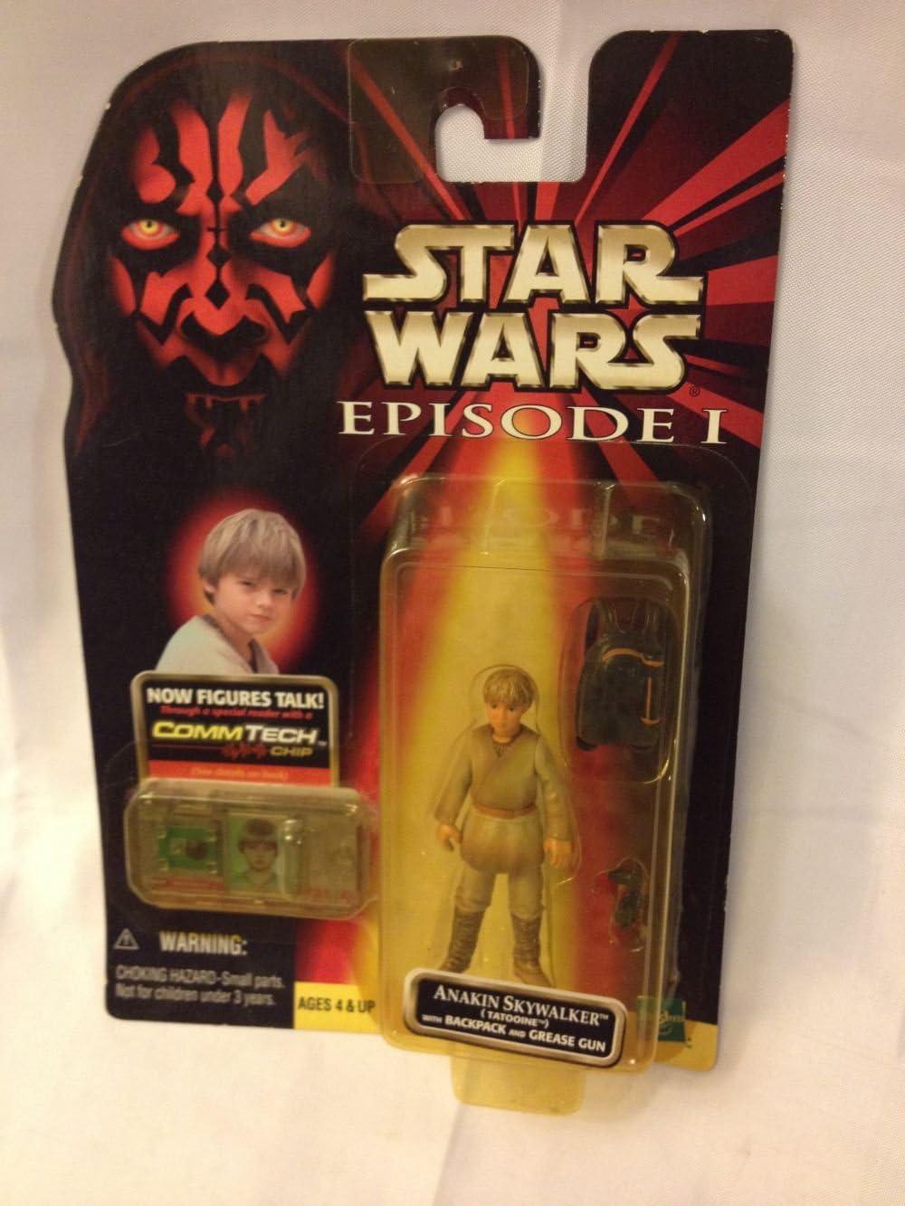 Star Wars - Anakin Skywalker Action Figure