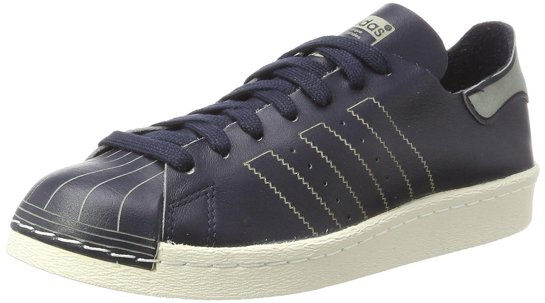 adidas Damen Superstar 80s Decon Sneaker  37 1/3 EU|Blau (Legend Ink/Legend Ink/Off White)
