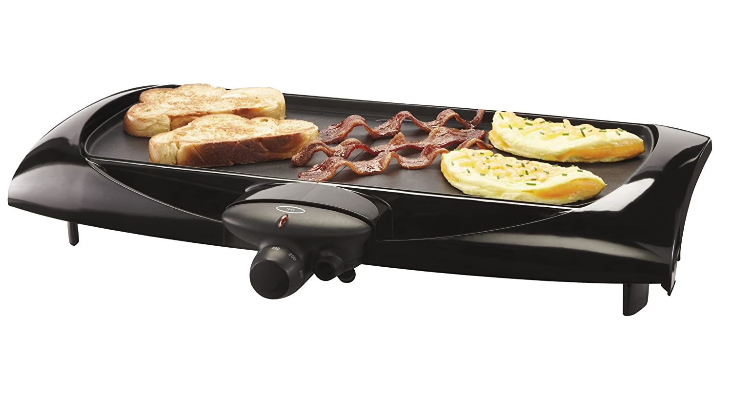 Oster CKSTGRFM18 9 by 20-Inch Folding Griddle Petra Industries