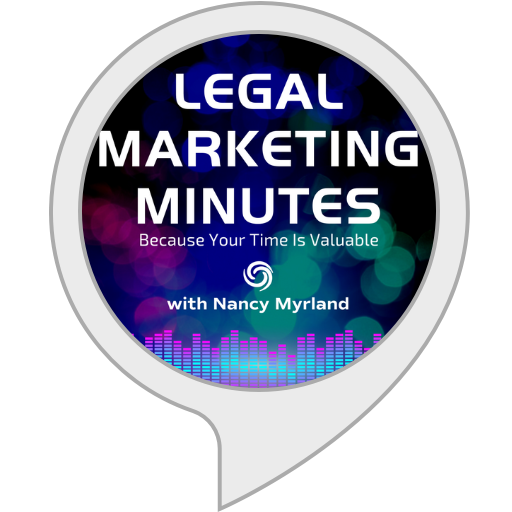 Legal Marketing Minutes
