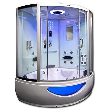 Duschkabine Badewanne Dusche Whirlpool Dampfsauna In Einem System