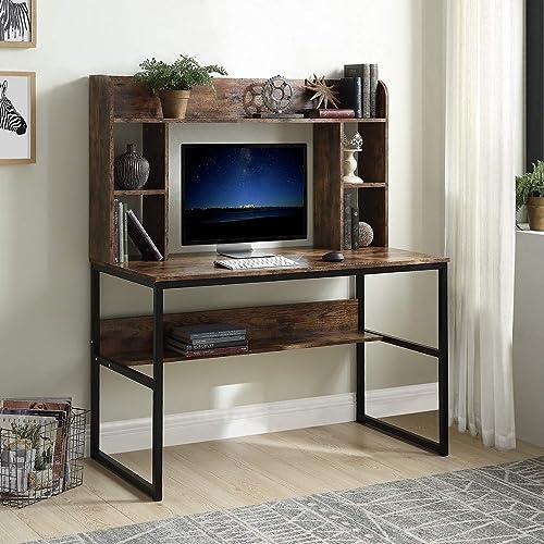 Binrrio Home Office Computer Desk