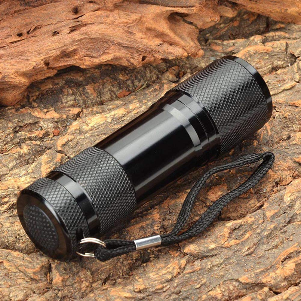 Ulako Tactical Green Light Flashlight Torch Single 1 Mode For Hunting Hog Pig Coyote Varmint Predator Detector - - Amazon.com