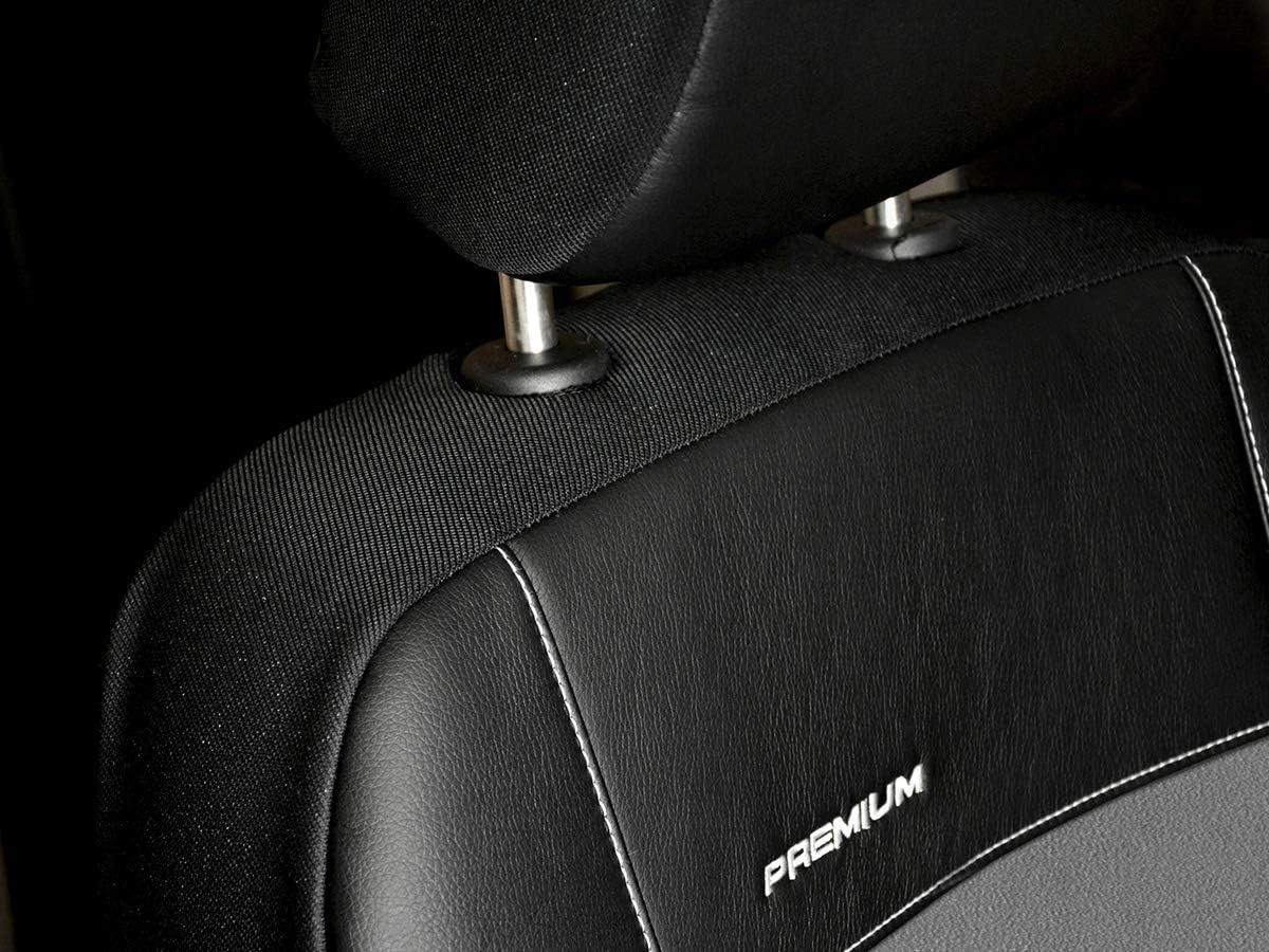 Ajustement Parfait Housses de Protection en Velours Opel Housses de si/ège MOVANO sur Mesure Rembourrage en Tricot pour Voiture.