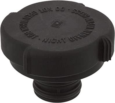 pack of one febi bilstein 12205 Radiator Cap for coolant expansion tank