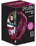 Dylon Machine Colorant 350g Rouge Burlesque, Sel Inclus!