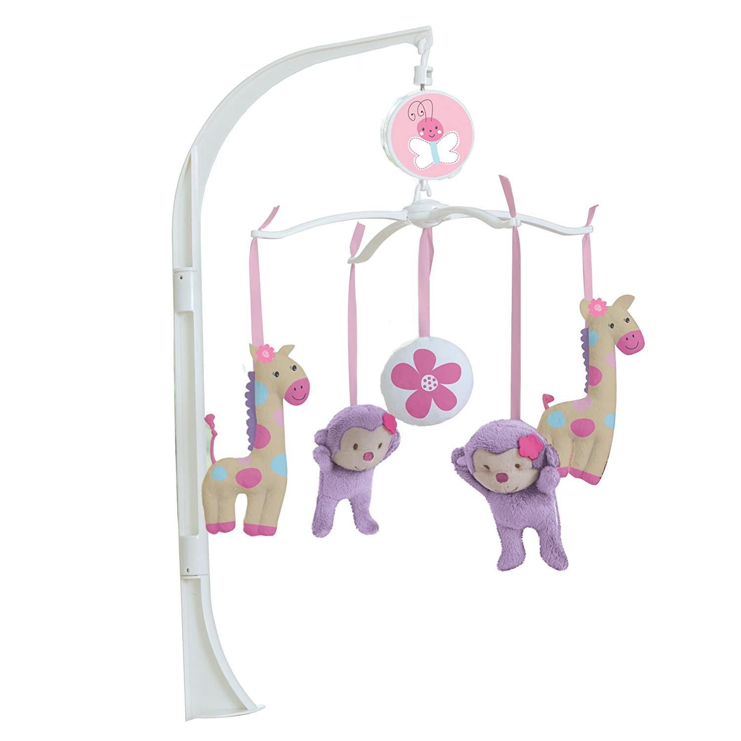 Baby bed mobile - Amazon Com Summer Infant Mobile Pretty Pals Nursery Mobiles Baby