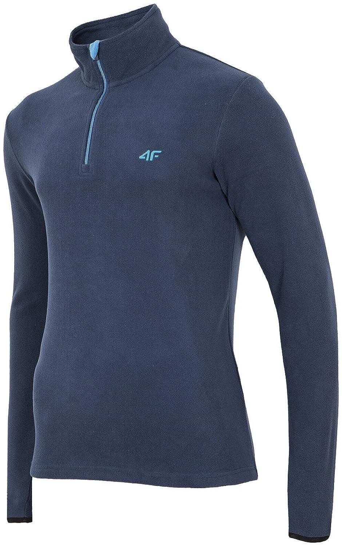 4F Herren Fleece Jacke Funktionsshirt Sweatshirt *verschiedene Farben*