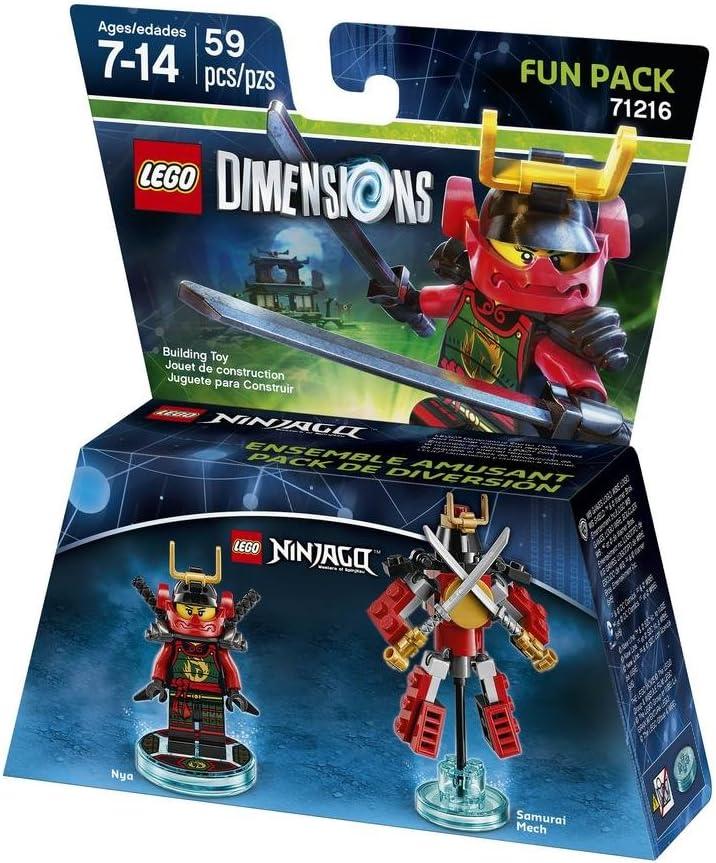 LEGO Dimensions - Ninjago Nya: Amazon.es: Videojuegos