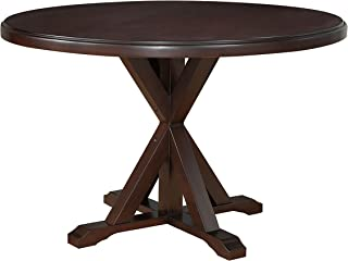 product image for Carolina Chair & Table Monet x Base Dining Table Espresso