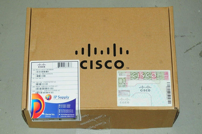 Spare,ASR1001-X-PWR-AC= Cisco ASR1001-X AC Power Supply