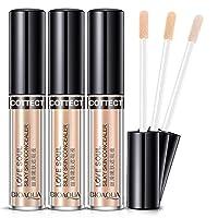 BIOAQUA Makeup Skin Soft Concealer Love Soul Silky Cracks Gone Hydration Moisture Solid Yet Smooth Texture (#07 Tender Skin)