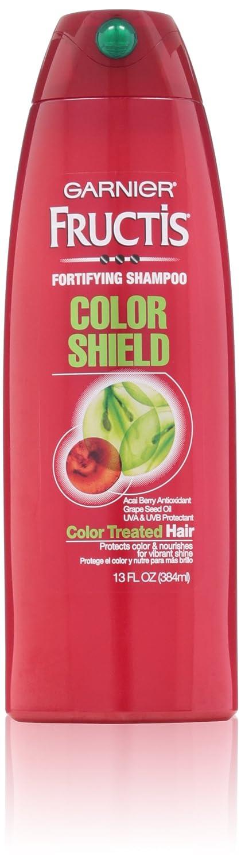 Amazon Garnier Fructis Color Shield Shampoo 13 Fluid Ounce