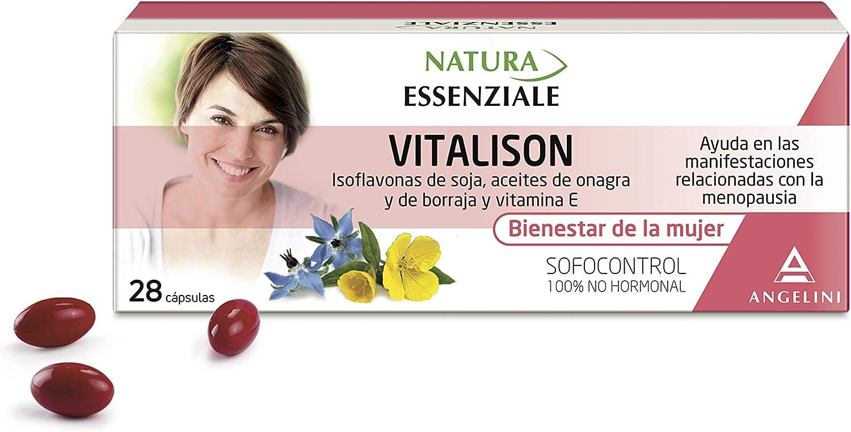 VITALISON ROSA 28 CAPSULAS: Amazon.es: Salud y cuidado personal