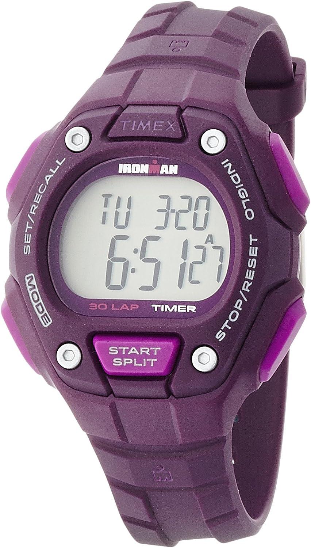 Timex de Mujer Reloj de Pulsera Digital Cuarzo plástico tw5K89700