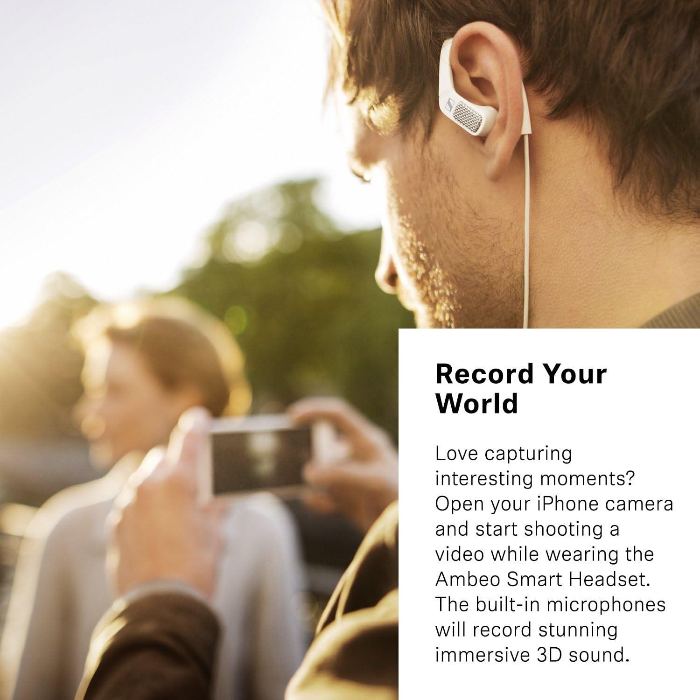 Sennheiser Ambeo Smart Headset 3d Video Sound Elektronik
