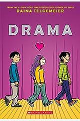 Drama (Graphix) Paperback