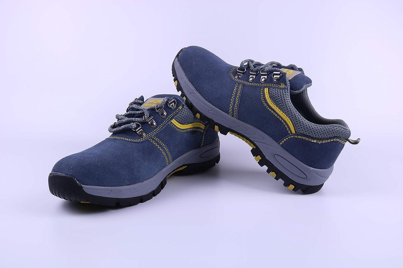 Sneaker Sicurezza Di Da Scarpe S3 Uomo Axcer Lavoro Per Donna R7qA4xUw