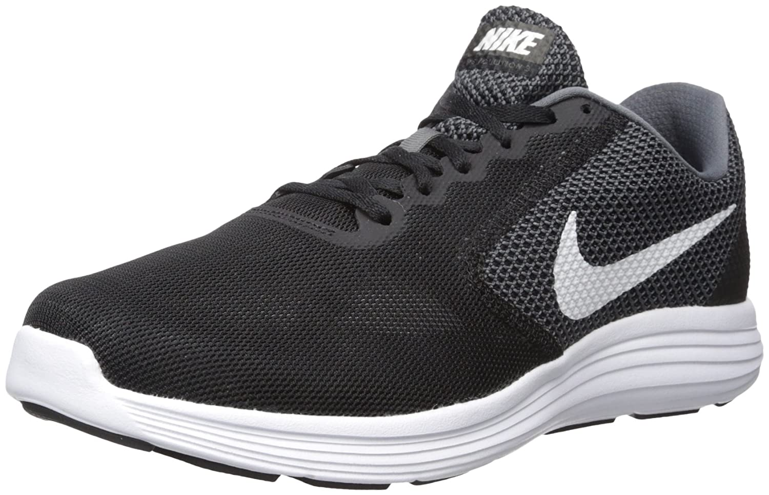 pretty nice 7525d cea8a Amazon.com   Nike Men s Revolution 3 Running Shoe   Road Running