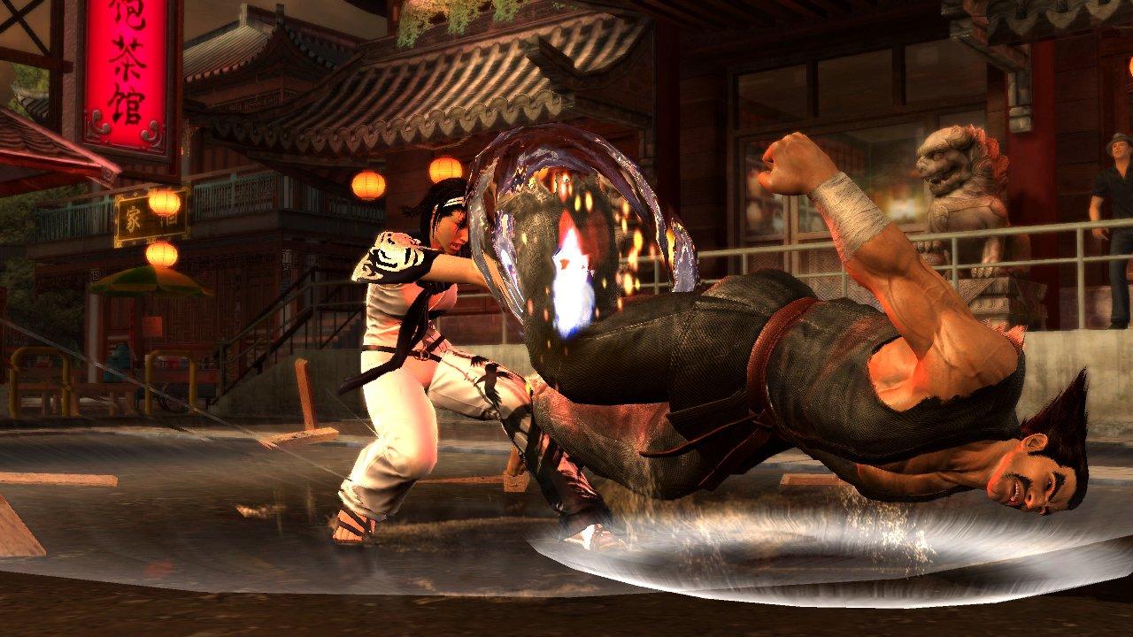 Tekken : Tag Tournament 2 [Importación francesa]: Amazon.es ...