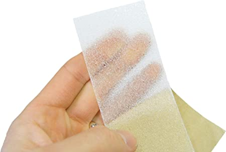 Non-slip Cell Phone Grip Tape Help Hold Onto Slippery Device Tread Translucent