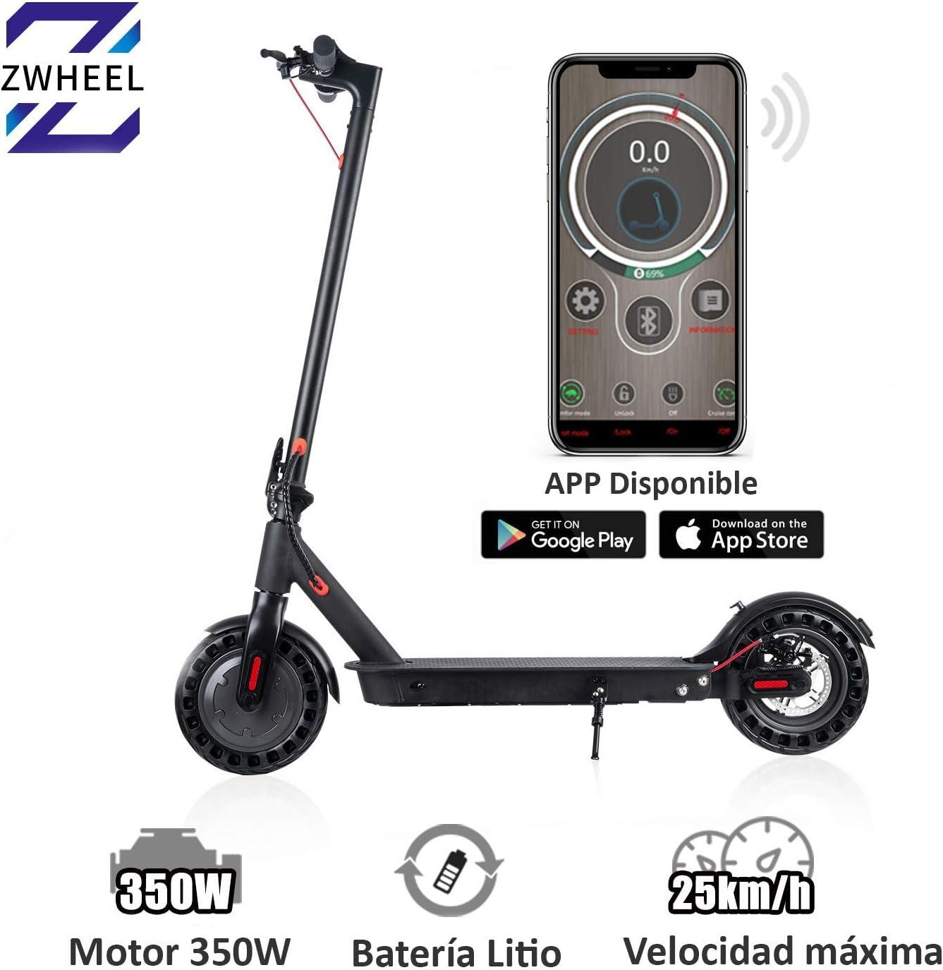 Zwheel Patinete Electrico Z Lion E9