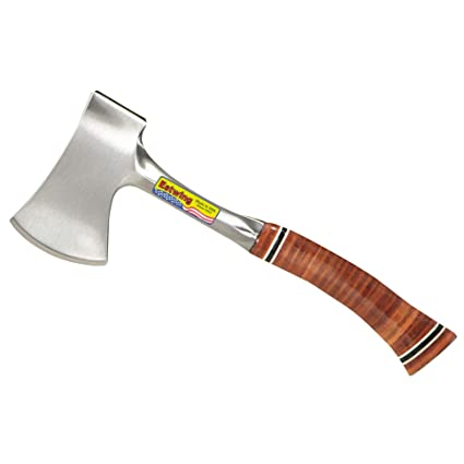 Amazoncom Camp Axe 12 Sportsmans Axe With Leather Grip Country