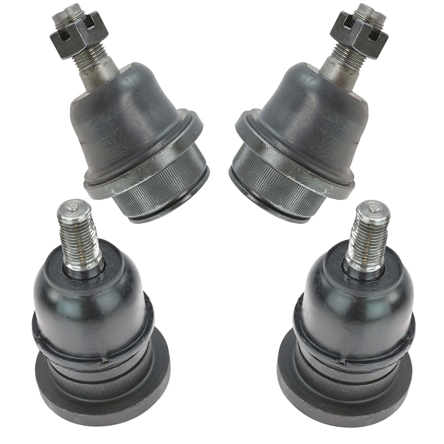 Front Upper Lower Ball Joint LH RH Set of 4 for 05-14 Toyota Tacoma Pickup Truck