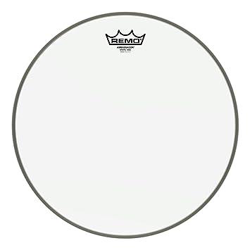 amazon remo レモ スネアサイド ヘッド 14 114sa ドラムヘッド 楽器