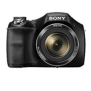 Sony DSC-H300 - Cámara compacta de 20.1 MP (pantalla de 3