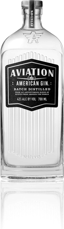 Aviation Gin (1 x 0,7 l): Amazon.es: Alimentación y bebidas