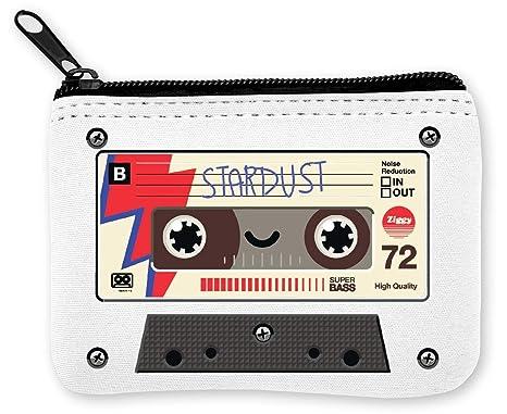 Stardust Old Cassette Boombox Monedero de la Cremallera de ...