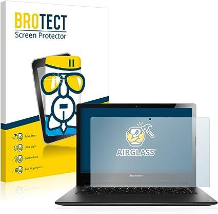 BROTECT Protector Pantalla Compatible con Lenovo IdeaPad Flex 5 14 Protector Transparente Anti-Huellas