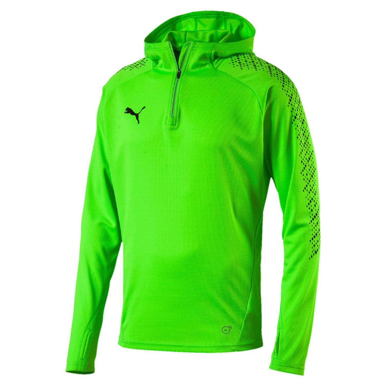 PUMA, It Evotrg Hoodie, Felpa Uomo con Cappuccio: Amazon.it