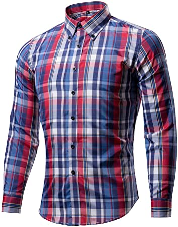 Hombres Camisa Camisa Casual Cardigan,Un,XXXL: Amazon.es ...