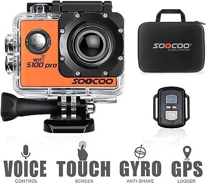 Icefox Action Cam Unterwasser 30m Sport Action Kamera Kamera