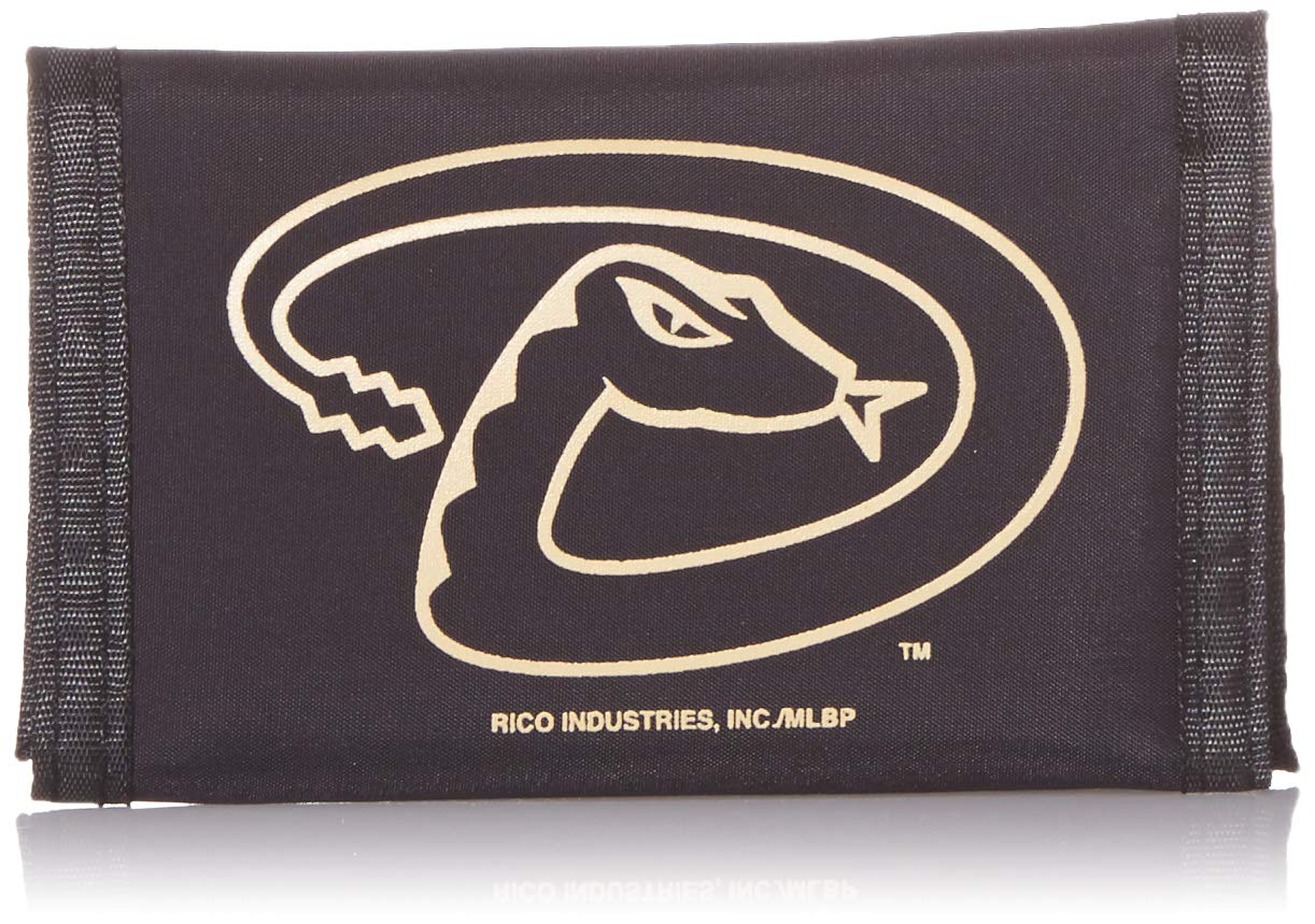 Rico MLB Diamondbacks Nylon Sports Wallet