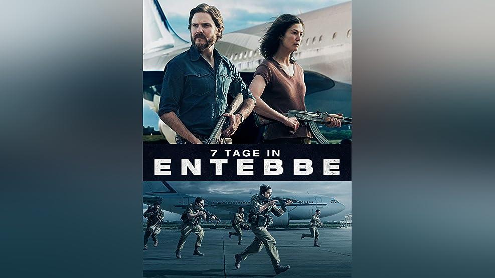7 Tage in Entebbe [dt./OV]