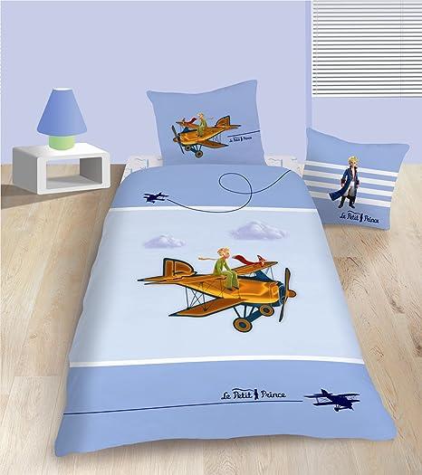 Copripiumino Piccolo Principe.Cti Il Piccolo Principe 39339 L Aviator Parure Copripiumino 140 X
