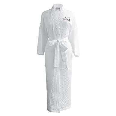 Caravalli Egyptian Cotton Waffle Robe bc2303d8e