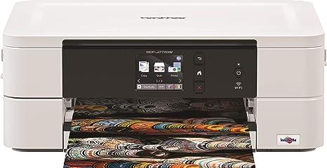 Brother dcpj774dwrf1 – Impresora multifunción Color 12 PPM Color ...